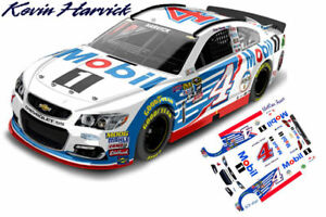 CD_2640 #4 Kevin Harvick   2016 NASCAR Mobil 1 Chevy   1:24 Scale DECALS