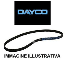 A694 - CINGHIA DAYCO 94709 - 124P8S220H - FIAT BRAVA BRAVO IDEA PUNTO 1.2 16V