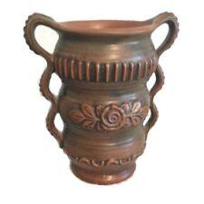 Weller Clarmont vase - Rare - 1910s to 1920s - Six handles