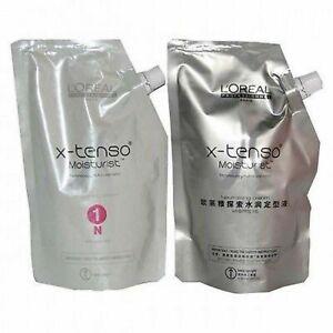 L'OREAL X - tenso Straightener Cream Natural Hair straight straightening Perm **