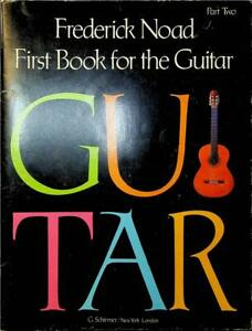 Frederick Noad First Book of Guitar Part 1