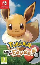 Pokémon Let's Go Eevee Nintendo switch (SP)