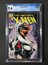 Uncanny X-Men #290 CGC 9.6 (1992) - RARE Newsstand Edition