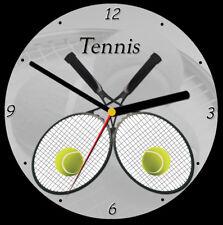 Tennis Cd Orologio, supporto libero può essere personalizzato