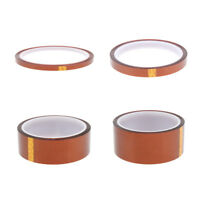 5/10/35/40mm High Temperature Heat Resistant Kapton Tape For Electric Task