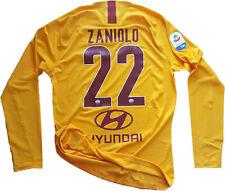 maglia Zaniolo Roma serie A 2018 NIKE player issue SHIRT *MAGLIA da campo*