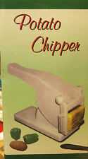 POTATO CHIPPER CHIPS FRUIT VEGETABLE FRENCH FRIES SLICER PEELER CUTTER CHOPPER