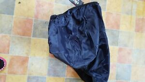 New Elico Waterproof Navy  Saddle Cover With elastic edges for easy fit