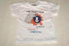 Tee-shirt ivoire neuf taille 6 mois marque Grain de Blé étiqueté 9,99€