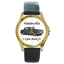VANDEN PLAS PRINCESS 3 LITRE MARK II ROUND WRISTWATCH **GREAT GIFT ITEM***
