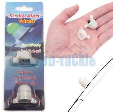 3 LED visadores de picada cañas alarma Strike Alert anguila electrónico Waller Bite alarma