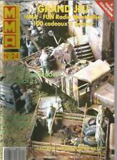 MMA N°24 CAMION LEFOREST / P 47 THUNDERBOLD  / 4CV + CARAVANE / JURASSIC PARK