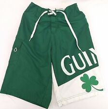 GUINNESS Official Merc Board Shorts Swim Trunks Beach Swimwear - Mens Sz S Small
