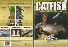 Lindner River Catfish Fishing Techniques Strategies DVD NEW