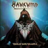 Hawkwind - Choose Your Masques (NEW CD)