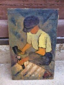 Toffoli Dans Peintures Du Xxe Siecle Et Contemporaines Ebay