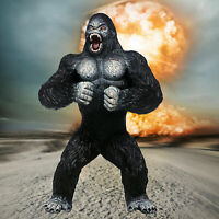 Replik King Kong Gorilla Modell Action Figure Sammlung Schädel Insel Spielzeug
