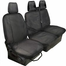 FORD TRANSIT 2008 HEAVY DUTY SINGLE DRIVER GREY CAMO SEAT COVER