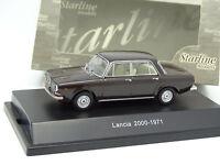 Starline 1/43 - Lancia 2000 1971 Marron