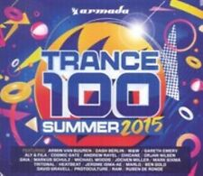 - Trance 100 Summer 2015 Various Artists CD Album