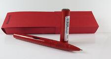 PELIKAN R 57 ROLLERBALL in rosso con l'imballaggio originale, new old stock