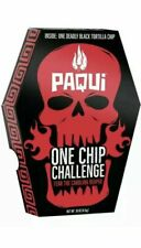 New Paqui One Chip Challenge 2020 - Hot Chip - Limited Edition