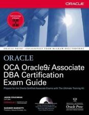 Oca Oracle9i Associate DBA Certification Exam Guide with CDROM (Oracle
