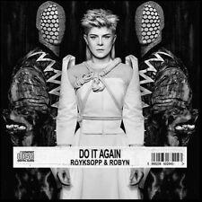 Royksopp & Robyn - Do It Again [New CD] Holland - Import