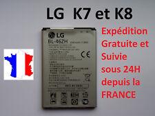 BATTERIE INTERNE NEUVE DE REMPLACEMENT POUR LG K7 et K8  / réf : BL-46ZH