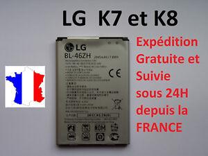 New Internal Battery Surrogate For LG K7 And K8 / Ref:BL-46ZH