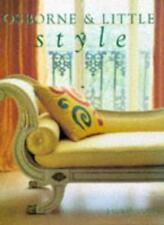 Osborne and Little: Stylish Interiors,Jackie Cole