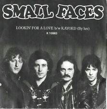 """SMALL FACES * LOOKIN' FOR A LOVE * 7"""" SINGLE ATANTIC K 10983 PLAYS GREAT"""