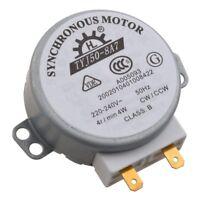 Motor Sincronico para Horno de Microondas 4W AC 220-240V 4 RPM CW/CCW Y7F7