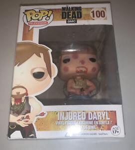 Funko Pop Injured Daryl #100 The Walking Dead