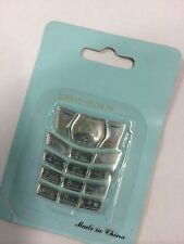 Nokia 6610 Keypad in Chrome Silver QD6610-05CHL. Brand New in Original packaging