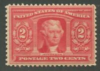 UNITED STATES #324 MINT NH