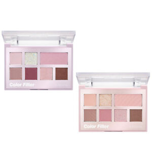 MISSHA Color Filter Shadow Palette 6.8g 2021s/s 2 Colors Limited K-beauty