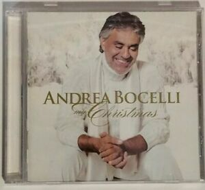 My Christmas - Audio CD By Andrea Bocelli - VERY GOOD