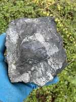 Petrovsky Shungite Piedras Bruta Halbelite 1680 Gramos #216 Rusia