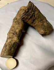 Organic Horseradish Roots Ready To Cook Or to Plant 1/2 Pound. Free Shipping!