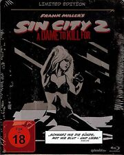 Sin City 2: A Dame To Kill For Limited Edition SteelBook (Region B German Imp.)