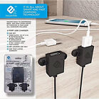 Get 2 PACKS EZ  CHARGER DUAL USB FAST & SMART CHARGER/ QUALCOMM 3.0 CHIP