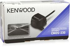 Kenwood CMOS-230 Universal Rear View CMOS Camera Wide-angle Flexible Mount NEW