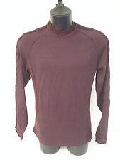 T-shirt Roberto Cavalli,girocollo,trecce sulle maniche,colore marrone,tg 52