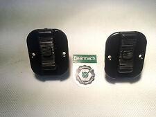 Bearmach Land Rover Series 3 Window Catch Lock Set 1972 - 84. X 2 (347322)