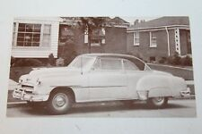 1951 CHEVROLET BELAIR SPORT COUPE    DEALER ADVERTISING  POSTCARD
