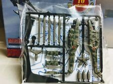 """Mighty Wings mini aircraft kit - Russia Mi-24 Attack Helicopter """"flying tank"""""""