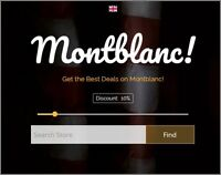 MONTBLANC Website Earn £680.00 A SALE|FREE Domain|FREE Hosting|FREE Traffic