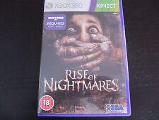 Rise Of Nightmares  Xbox 360 Pal  Físico Castellano