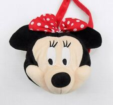 Authentic Disney Minnie Mouse Cute Kids Plush Mini Baby Girls Red Bag for Toys